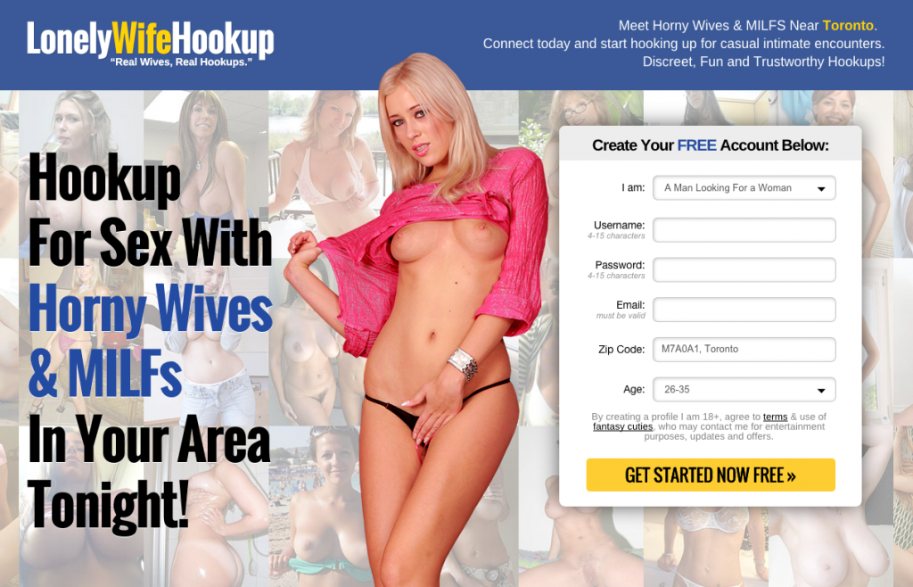 lonelywifehookup scam